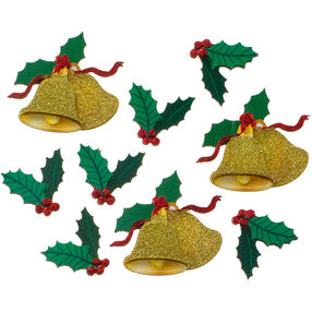 Mini Jingle Bell Embellishments_50-00624