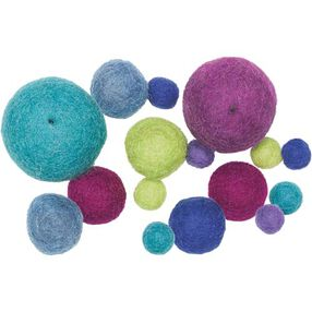Cool Wool Felt Ball Assortment_73325