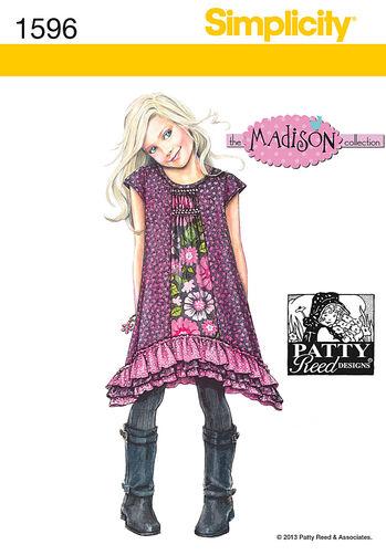 Child's Dress by Patty Reed