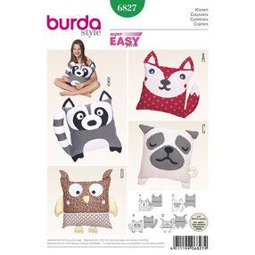 Burda Style Pattern 6827 Creative