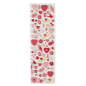 Valentine Foam Icon Stickers_48-00016