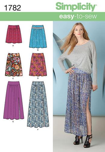Misses' Skirt