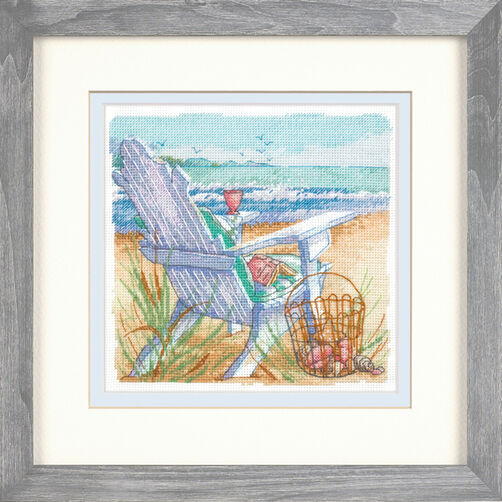 Tide View, Counted Cross Stitch_70-65102