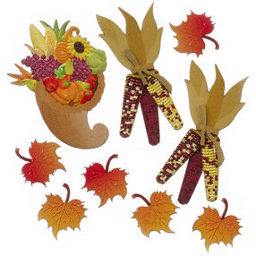 Mini Fall Harvest Embellishments_50-00605