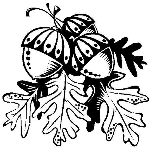 Oak Leaves_60-30568