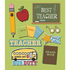 Teacher Sticker Medley_30-588387
