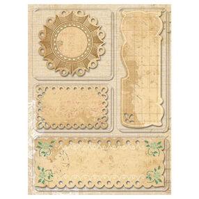 Classic K Margo Die-Cut Cardstock Tags_567092