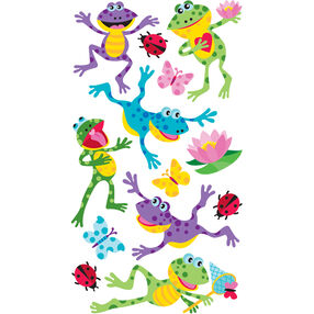 Happy Frogs Stickers_52-20173