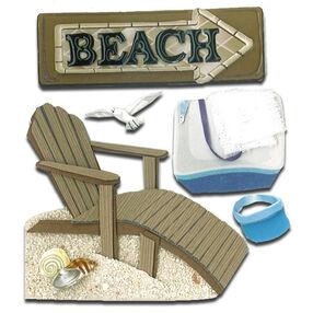 Beach House Stickers_SPJB557