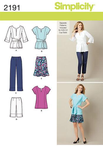 Misses' & Miss Petite Sportswear