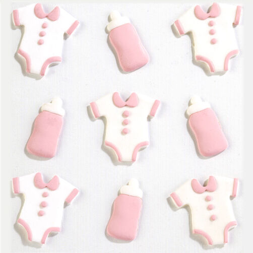 Baby Girl Icing Icon Stickers_50-21144
