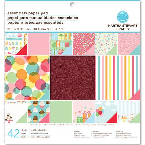 Modern Festive 12X12 Paper Pad_45-02051