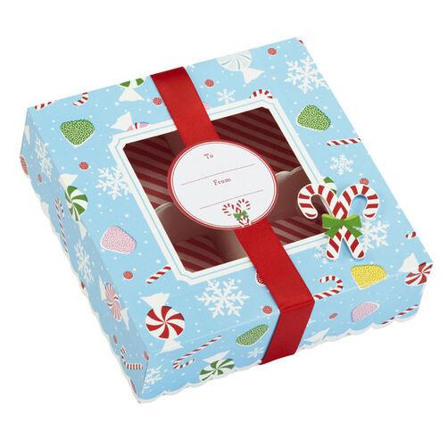 Wonderland Compartment Treat Boxes_48-30158
