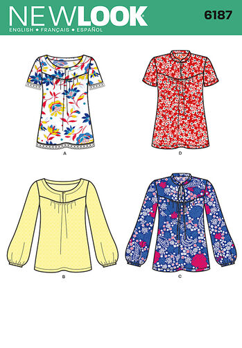 Misses' Pullover Tops