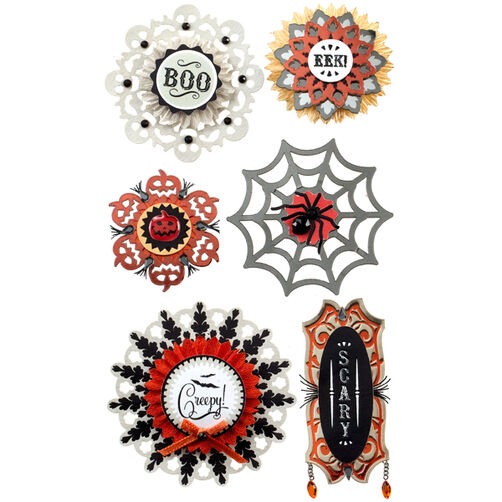 Large Doily Medallion Stickers_50-50611