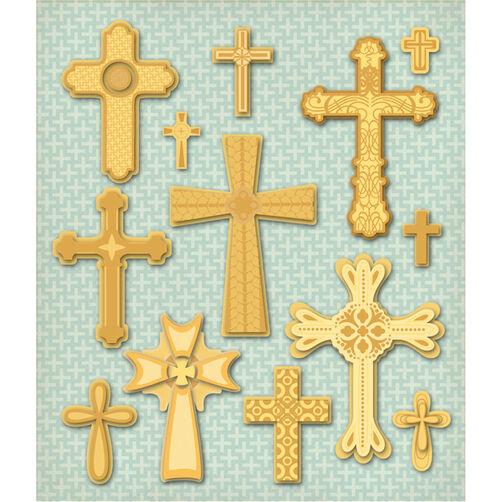 Crosses Sticker Medley_30-586918