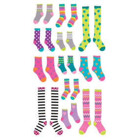 Crazy Socks Stickers_52-00035