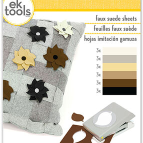 Faux Suede Sheets Neutrals_55-59020