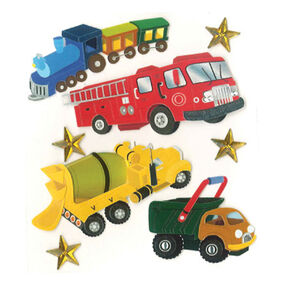Trucks And Trains Stickers_SPJB598
