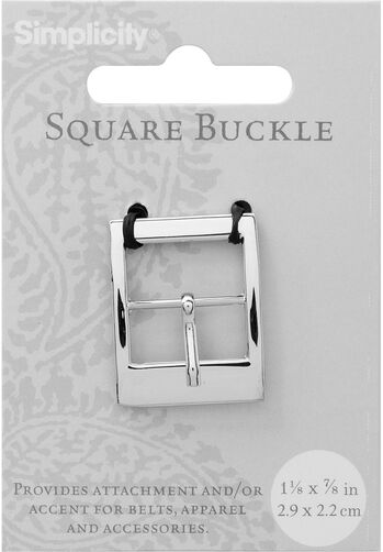 Mini Square Buckle