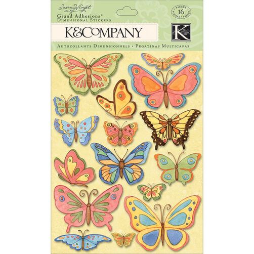 Susan Winget Spring Blossom Butterfly Grand Adhesions_30-598836