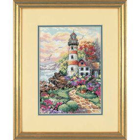 Beacon at Daybreak, Counted Cross Stitch_06883