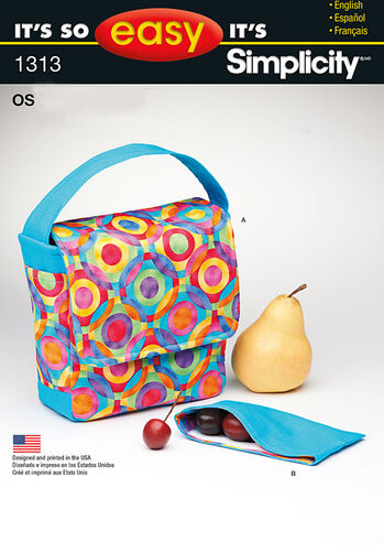 Lunch Bag and Snack Pack