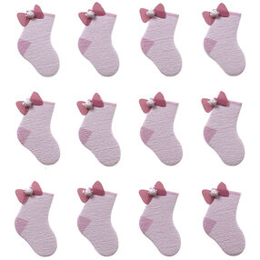 Baby Girl Socks Repeat Stickers_50-21713