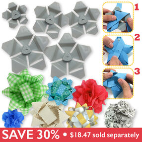 Star Bow-Making Bundle_879907