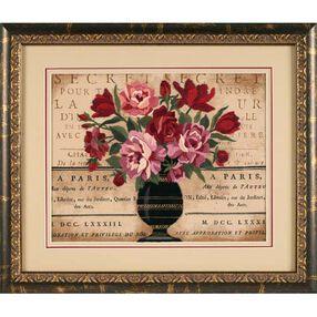 Parisian Bouquet, Embroidery_01542