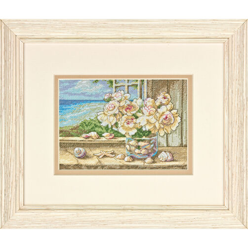 By the Sea Counted Cross Stitch_70-65125