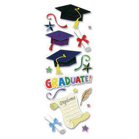 Graduation Stickers_SPJJ079