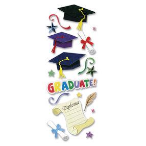 Graduation Stickers_SPJJ079
