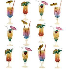 Drinks Repeat Stickers_50-21689