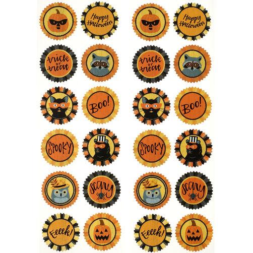 Animal Masquerade Icon Stickers_48-20282