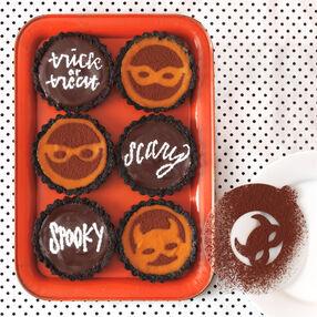 Animal Masquerade Cupcake Stencils_48-20243