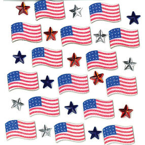 July 4Th Repeat Stickers _50-20798