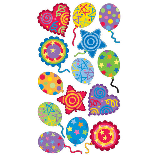 Balloon Stickers Value Pack_52-00683