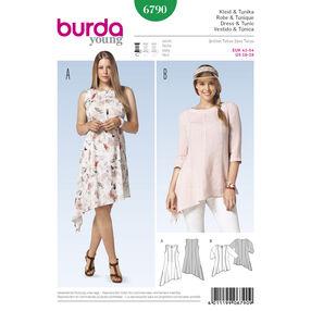 Burda Style Pattern 6790 Plus to size 60 (34)