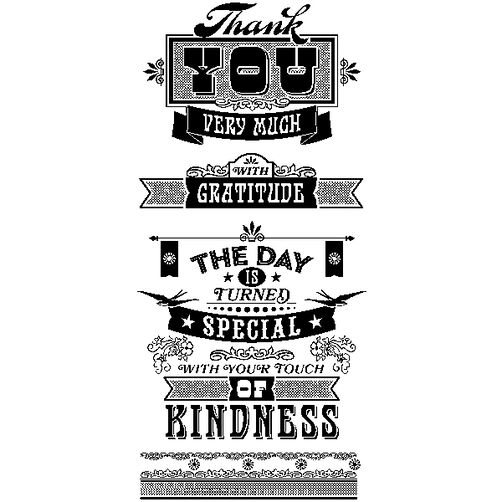 Special Thoughts Clear Stamps_60-31212