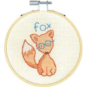 Clever Fox, Counted Cross Stitch_72-74890
