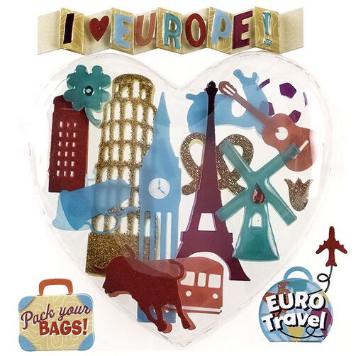 Europe Stickers_50-21617