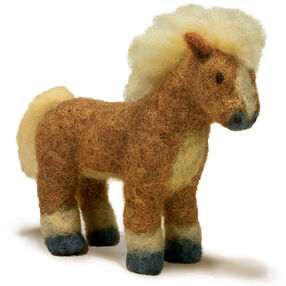 Pony Felted Character Needle Felting Kit_72-73796