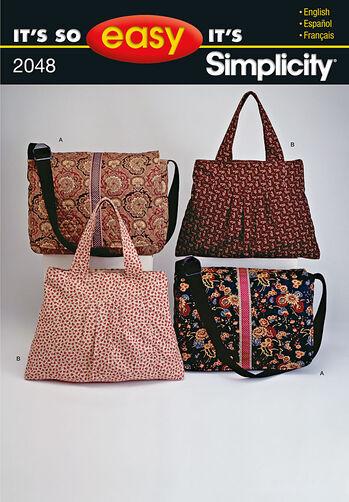 It's So Easy Bags