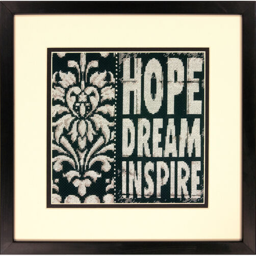 Words to Inspire Counted Cross Stitch_70-35302