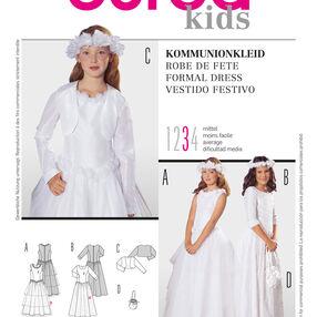 Burda Style, Formal Dress