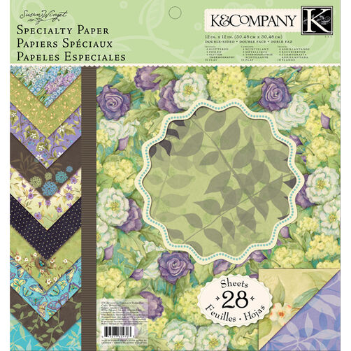 Susan Winget Botanical Specialty Paper Pad_30-614703
