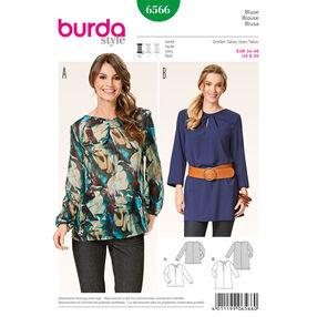 Burda Style Pattern 6566 Blouse