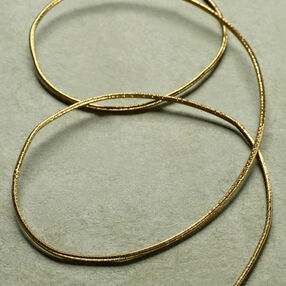 "1/16"" Elastic Metallic Cord"