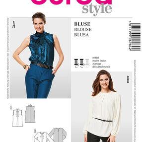 Burda Style Blouse